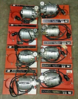 Allied Gomco 400 Aspirator Vacuum Pump Good Working Condition