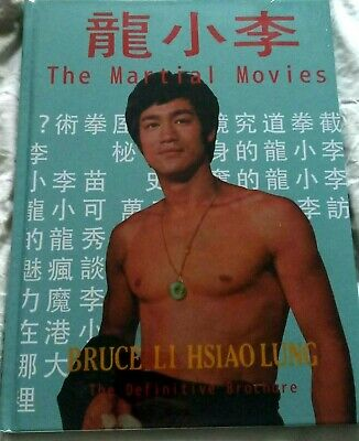 Limited Stock Bruce Lee The martial Movie Collection (sealed hardback) Book