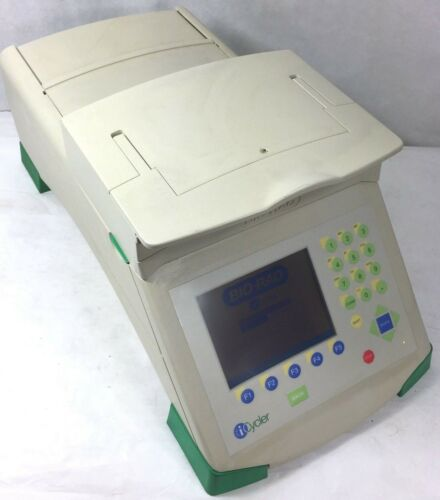 Bio-Rad iCycler PCR Thermal Cycler w/ 96-Well Block, Warranty!
