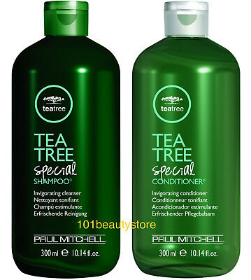 PAUL MITCHELL Tea Tree Special Shampoo and Conditioner Set *