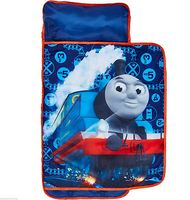 Thomas die Lokomotive Schlafsack Junge Decke Kissen Kinderdecke Kinderschlafsack