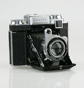 ZEISS IKON Super Ikonta BX 533/16 (early) Rangefinder Camera c.1937-1952 (KZ66)