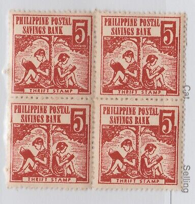 Philippines Postal Savings Stamp Revenue Fiscal 2-10-h3 USA 1945 Mnh Gum - $13.85
