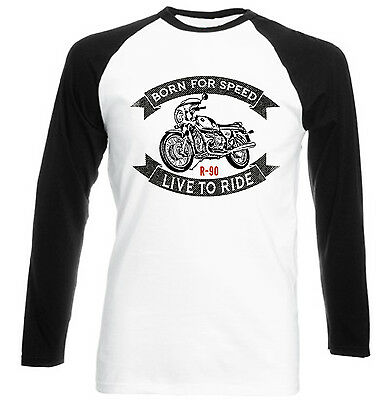 BMW R90 - NEW COTTON TSHIRT - ALL SIZES IN STOCK