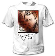 James Dean T Shirt