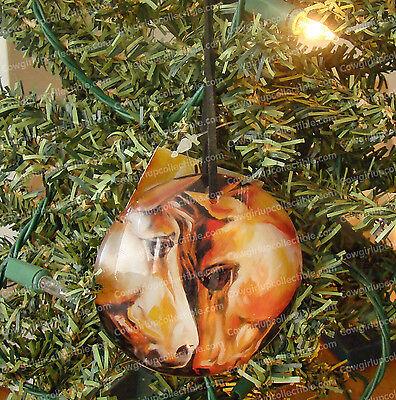Martha Baldwin Collection, Spirit XI Horse Ornament (Westland Giftware, 21036)
