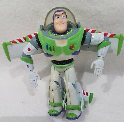Buzz Lightyear Toy Story figure with jets on boots small - Buzz Lightyear Boots