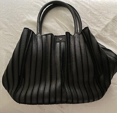 Anya Hindmarch Black Bag