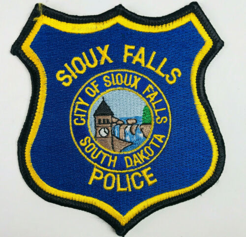 Sioux Falls Police South Dakota Patch