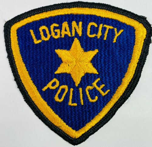 Logan City Police Cache County Utah UT Patch