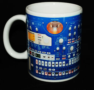 BRAND-NEW-KORG-ELECTRIBE-EMX-1-GIFT-MUG-DJ-SYNTHESIZER-DANCE-MUSIC-PRODUCTION