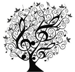 Cross Stitch Pattern Music Theme Piano Cello Harp | eBay