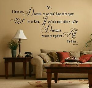 Love-Deams-Bedroom-Quote-Vinyl-Wall-Art-Sticker-Decal-Mural