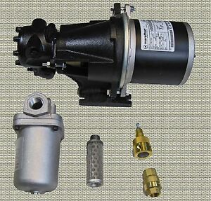 Waste Oil Heater Parts Fuel Pump Kit System Suntec With