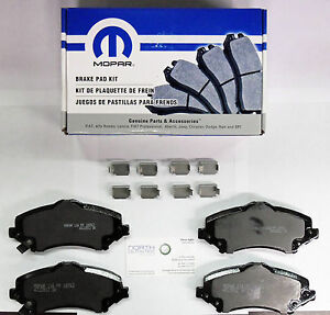 North Olmsted Dodge >> 08-13-MOPAR-VALUE-LINE-FRONT-BRAKE-PADS-CLIPS-GRAND-CARAVAN-TOWN-COUNTRY