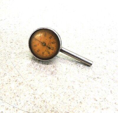 Starrett 196 Dial Test Indicator .001 Jeweled
