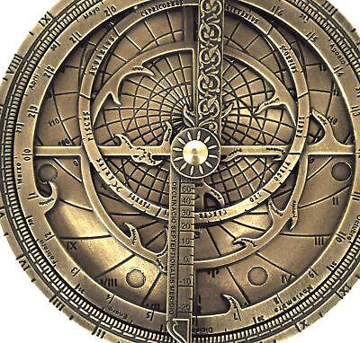 Astrolabe - Hemispherium Replica Antique Scientific Instument