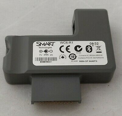 Smart Technologies Wc6-r1 Bluetooth Connection For Smartboard 600 Series