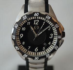 Mercedes benz motorsport men s watch stainless steel for Mercedes benz watches ebay