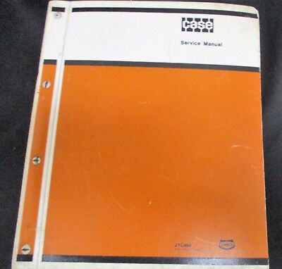 Case 450 Crawler Tractor Loaders And Dozers Service Manual