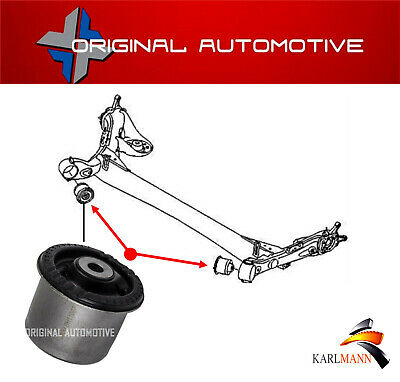 fits KIA RIO 2011> REAR SUSPENSION CROSSMEMBER AXLE TRAILING ARM BUSH