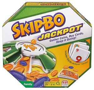 Uno Skip-Bo Jackpot