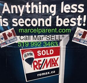 "WHEN YOU WANT IT SOLD WITH CLASS, CALL MAR""SELL"""