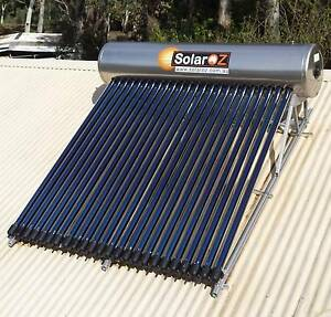 New Solar Hot Water System With Evacuated Tubes (from $1799) Perth Perth City Area Preview