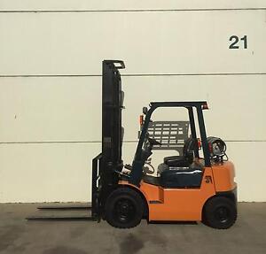 Forklift 2.5 ton $9,500.00 plus GST Smeaton Grange Camden Area Preview