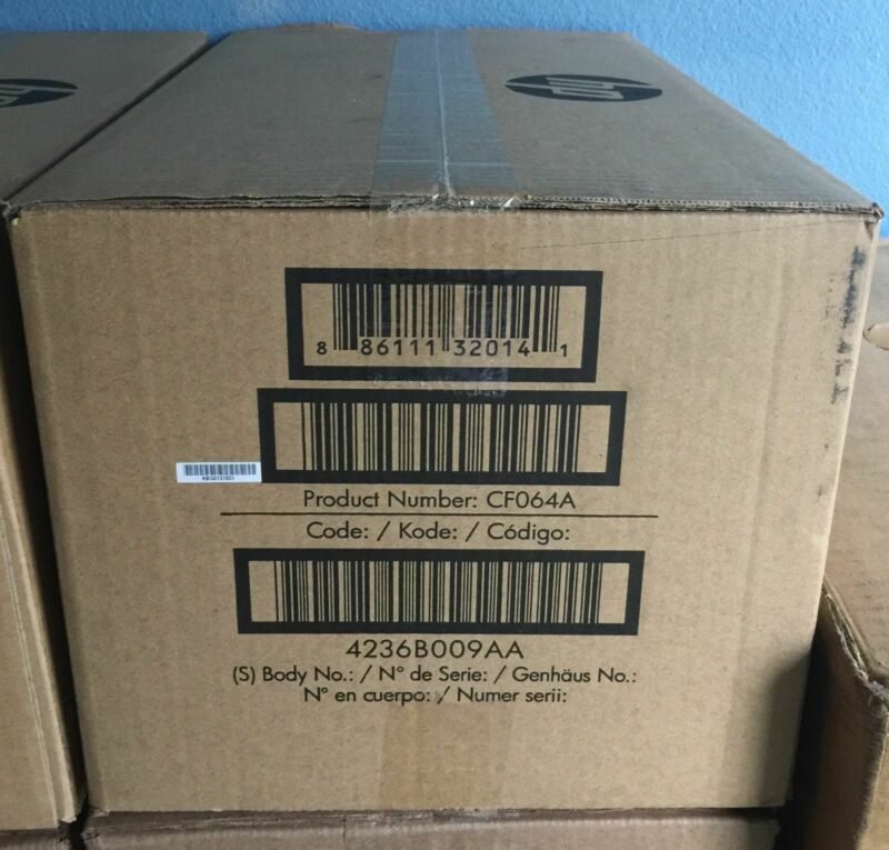 Genuine HP CF064A 110v Maintenance Kit - NEW SEALED