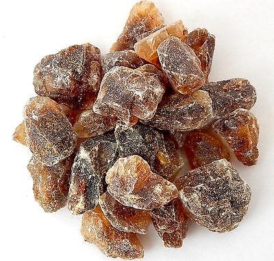Krustenkandis - brauner Kandis - Zucker - Kandis in verschiedenen Mengen