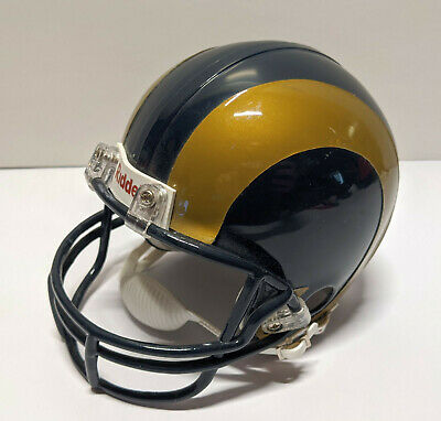 Riddell St. Louis Rams Mini Football Helmet NFL Louis Rams Football Helmet