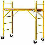 *** 6 FOOT BAKER SCAFFOLD FOR RENT - ONLY $30 PER WEEK ***