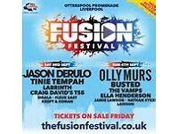 Fusion festival x 2