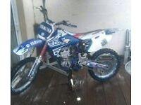 Yamaha YZ400F 2000
