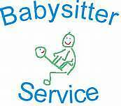 Are you in need of a sitter for your children?