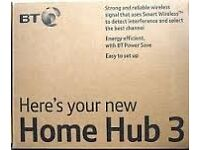 BT Homehub 3 Boxed with all accessories