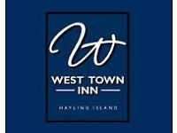 EXCITING NEW PUB OPENING HAYLING ISLAND.HIRING HEAD CHEF/COOK AND ASST CHEF/COOK IMMEDIATE START!