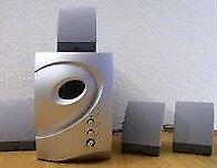 Medion 5.1 Surround Sound Satellite Speaker Set.
