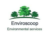 ENVIROSCOOP pooper scooper and gardening services