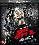 Sin city 2 - A dame for a kill 3D Blu-ray