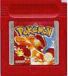 Pokemon Red gameboy colour