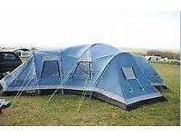Outwell Georgia 8 man tent