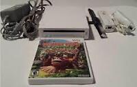 Nintendo Wii Plus Les Accessoires Mannettes Et Jeux 50$