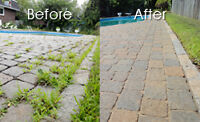 Paving Repair, Sealing and Cleaning for unistone concrete pavers