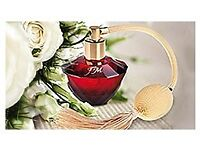 Top quality perfume and mineral make up