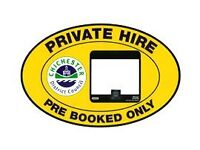 Apply for your Private Hire Driver Badge Now