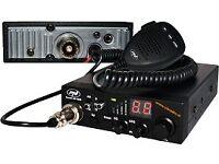 Cb radio setup swap