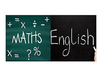 Maths/English Tutor Available:ALL AGES-TRANSFER TESTS up to GCSE Foundation,Belfast NI