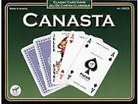 Canasta Cards Night in Exwick - Sunday 29th October, 7 to 10 pm